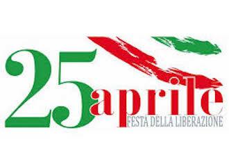 25 aprile anniversario della liberazione d'Italia