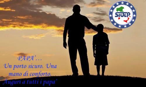 Auguri a tutti i papà del mondo